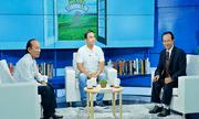 MC Quyền Linh mời bệnh nhân ung thư cùng tham gia 'Mở cửa tương lai'