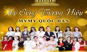 Công ty Mymy Quốc Dân nhận giải thưởng 'Top 10 thương hiệu sao vàng Đất Việt'