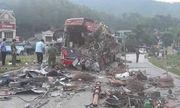 Thông tin bất ngờ về chiếc xe tải chở sắt vụn trong vụ tai nạn kinh hoàng tại Hòa Bình