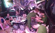 Hưng Yên: Đột kích quán karaoke PhanTom, phát hiện 93 thanh niên đang bay lắc