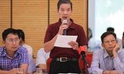 Cử tri Hà Nội bày tỏ nhiều nguyện vọng tới Tổng Bí thư, Chủ tịch nước Nguyễn Phú Trọng