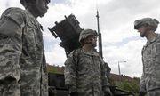 Mỹ tăng viện một tiểu đoàn tên lửa Patriot đối phó Iran