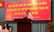 Bí thư Thành ủy Nguyễn Thiện Nhân chỉ ra những sai phạm của ông Đoàn Ngọc Hải khi phụ trách mảng xây dựng đô thị