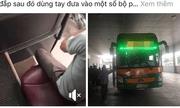 Thêm một cô gái tố bị tài xế sàm sỡ lúc đang ngủ trên xe khách
