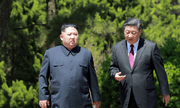 Gần 10.000 người Triều Tiên chào đón Chủ tịch Trung Quốc Tập Cận Bình