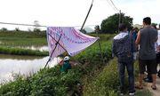 Nghệ An: Hoảng hốt phát hiện người đàn ông tử vong dưới mương nước cùng xe máy