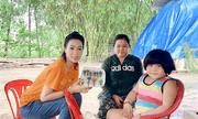 NSƯT Trịnh Kim Chi xúc động trước hoàn cảnh đầy khó khăn của cô bé Như Ý tại Tây Ninh