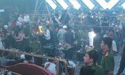 Đồng Nai: Phát hiện gần 200 nam nữ thanh niên phê ma túy tại quán bar