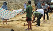 Hà Tĩnh: Đổ đất công trình, kinh hoàng phát thi thể người trôi từ thùng xe xuống
