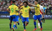 Copa America 2019: Xác định 4 cặp đấu tứ kết và lịch thi đấu