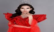 Hoa hậu Huỳnh Trâm tiếp tục kêu gọi các mạnh thường quân xây dựng cầu tình thương