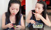 NSƯT Trịnh Kim Chi làm fan 'phát cuồng' khi ăn sáng bằng trái tắc