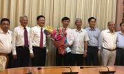 Điều động Phó giám đốc Sở GTVT TP.HCM về Tổng Công ty Cơ khí Sài Gòn