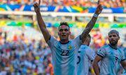 Đánh bại Venezuela 2-0, Argentina gặp Brazil ở bán kết Copa America