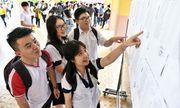 Những trường đại học đầu tiên công bố thí sinh trúng tuyển