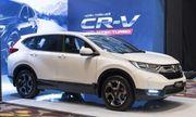 Giá Honda CR-V bất ngờ giảm