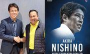 Thái Lan chính thức bổ nhiệm HLV trưởng người Nhật Akira Nishino