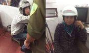 Nam Định: Người dân bắt giữ 2 đối tượng nghi lừa đảo ở chợ