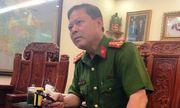 """Phó giám đốc Công an Thanh Hóa nói về việc chưa khởi tố cựu Trưởng Công an TP bị tố nhận tiền """"chạy án"""""""