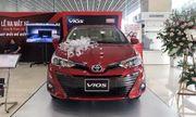 Toyota Vios bất ngờ giảm giá cực mạnh trong tháng 7
