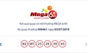 Kết quả xổ số Vietlott hôm nay 5/7/2019: Truy tìm chủ nhân giải Jackpot hơn 24 tỷ đồng