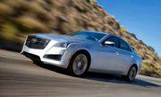 Dòng sedan Cadillac CTS chính thức bị khai tử sau 16 năm