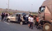 """Luật sư """"mổ xẻ"""" kết luận điều tra mới vụ xe Innova đi lùi trên cao tốc ở Thái Nguyên"""