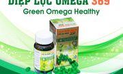 Diệp lục Omega 369 - Siêu phẩm hoàn hảo giúp tăng cường thị lực, tăng cường trí nhớ