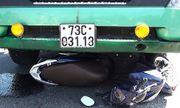 Đà Nẵng: Thiếu nữ bị cuốn vào gầm xe bồn tử vong thương tâm