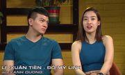 Hoa hậu Đỗ Mỹ Linh bị chê nói chuyện kém duyên trên sóng truyền hình