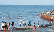 Nghệ An: Ra sông tắm mát, học sinh lớp 3 chết đuối thương tâm