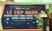 ĐH Đại Nam khai trương khách sạn thực hành thứ 3 đáp ứng số lượng và nhu cầu thực tập tăng cao của SV