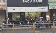 Vây bắt đối tượng dùng súng cướp ngân hàng tại TP. HCM