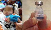 Nghệ An: Bé 9 tháng tuổi co giật tím tái rồi tử vong sau khi tiêm vắc-xin