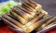 Mẹo khử sạch độc tố trong măng cho bữa ăn an toàn