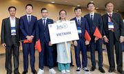 Đoàn Việt Nam giành 3 Huy chương Vàng Olympic Vật lý quốc tế 2019