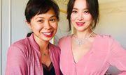 Lộ ảnh Song Hye Kyo xuất hiện lộng lẫy, trả lời phỏng vấn sau ồn ào ly hôn