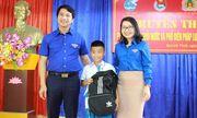 Cứu sống bé trai bị đuối nước, nam sinh lớp 5 được trao Huy hiệu Tuổi trẻ dũng cảm
