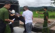 Vụ nữ sinh giao gà bị sát hại ở Điện Biên: Cận cảnh Lường Văn Hùng thực nghiệm hiện trường