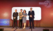 """Vietcombank nhận giải thưởng """"Ngân hàng tốt nhất Việt Nam"""" của tạp chí Euromoney"""