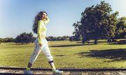 Hiền Thục khoe vẻ thanh xuân phơi phới trong loạt ảnh chạy bộ ở Mỹ