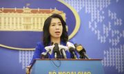 Bộ Ngoại giao Việt Nam nói về tình hình gần đây ở Biển Đông