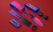 Oppo Reno 10x Zoom ra mắt phiên bản giới hạn FC Barcelona