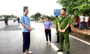 Thực nghiệm hiện trường vụ sát hại nữ sinh giao gà ở Điện Biên: Bùi Văn Công diễn lại hành vi phạm tội