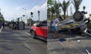 Hé lộ danh tính tài xế gây tai nạn liên hoàn rồi bỏ trốn tại Hà Nội