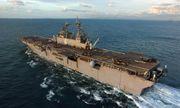 Nóng: Mỹ tuyên bố bắn hạ máy bay không người lái của Iran ở vùng Vịnh
