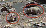 NASA vô tình làm lộ hình ảnh thiết bị cơ khí của người ngoài hành tinh trên sao Hoả?