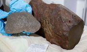 Thợ đào vàng tìm thấy thiên thạch 4,6 tỷ năm, mang búa tạ ra đập nhưng không vỡ