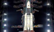 Nóng: Ấn Độ gửi tàu vũ trụ lên Mặt trăng vào hôm nay
