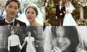 Song Hye Kyo lên tiếng về việc phân chia tài sản hậu li hôn với Song Joong Ki